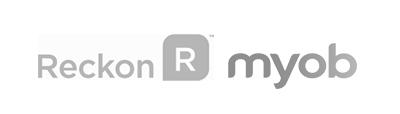 Reckon and myob logo